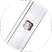 5.8m Multipurpose Ladder Aluminium Extension Folding Adjustable Step