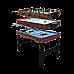 4FT 3-in-1 Games Foosball Soccer Hockey Pool Table Table