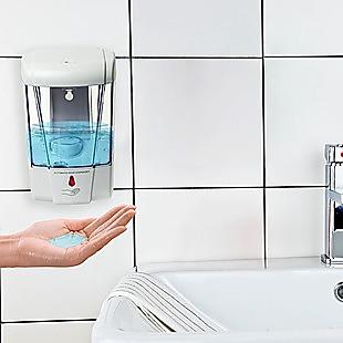 Automatic Liquid Soap/Alcohol Sanitizer Dispenser 700ML Hands-Free Sensor Wall