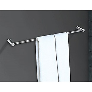 Single Towel Rail - 615mm