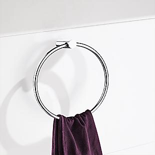 Towel Ring Rail Grade 304 Stainless Steel 18cm