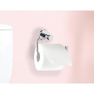 Classic Chrome Toilet Paper Holder Bathroom
