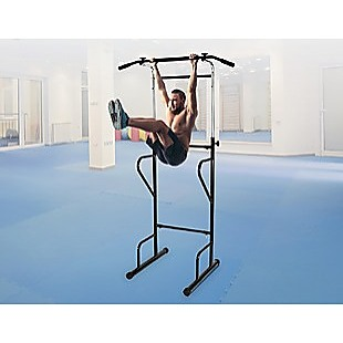 Adjustable Power Tower Dip Bar Pull Up Stand Fitness Station