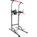 Power Tower Chin Up Bar Push Pull Up Knee Raise Weight Bench Gym Station