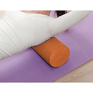 45 x 15cm Physio Yoga Pilates Foam Roller