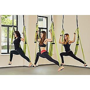 Yoga Swing Inversion Pilates Anti-Gravity Fitness