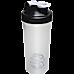 10x Shaker Bottles Protein Mixer Gym Sports Drink