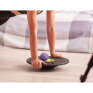 Pilates Fitness Wobble Balance Board