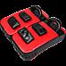 2 x Thai Boxing Punch Focus Pad Mitts Training Hit Strike Shield