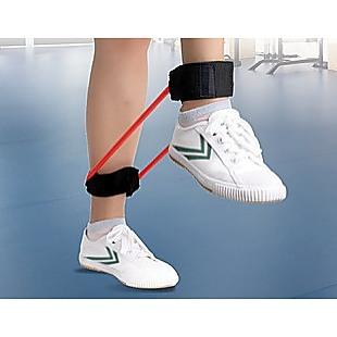13PC Kinetic Fitness Exercise Resistance Leg Bands Tubes Set