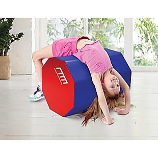Octagon Tumbler Gymnastics Mat Exercise Floor Dance Yoga Training