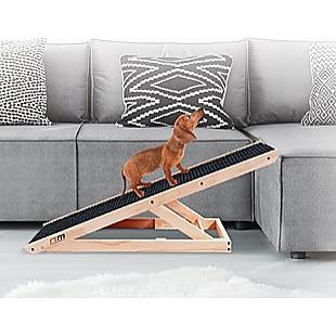 Dog Ramp Pet Ramp Adjustable Heights Portable
