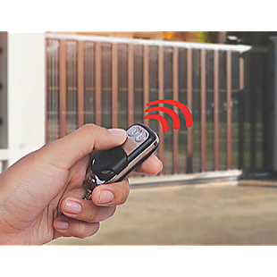 Remote Control for Swing and Auto Slide Sliding Gate
