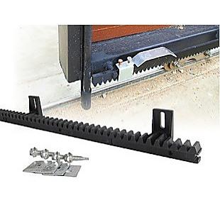 Sliding Gate Hardware Accessories Kit - 4m Gear Rack Track