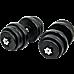 50KG Dumbbell Adjustable Weight Set