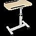 Computer Desk Home Folding Adjustable Removable Laptop Notebook Working Table