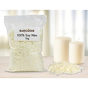 5kg Professional Grade 100% Natural Soy Wax Candle Making Supplies