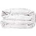100% White Goose Feather Duvet / Doona / Quilt -KING