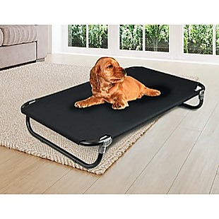 110 x 65cm Dog Pet Bed Foldable Elevated Portable Waterproof Outdoor Raised Basket