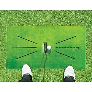 Golf Training Mat for Swing Detection Batting Golf Practice Training Aid Game