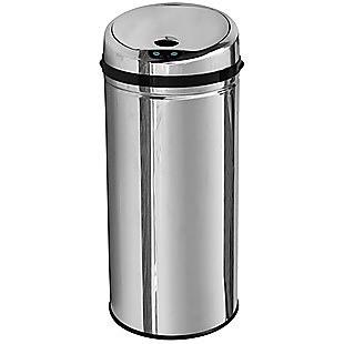 BRIENZ 50L Automatic Sensor Trash Bin -S/Steel