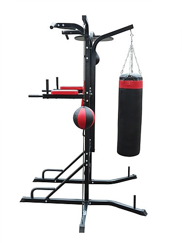 Power Boxing Station Stand Gym Speed Ball Punching Bag All ...
