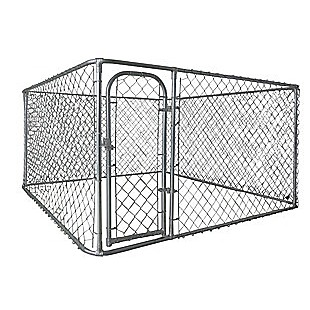 2.3 x 2.3m Pet Enclosure Dog Kennel Run Animal Fencing Fence