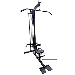 Lat PullDown Low Row Fitness Machine