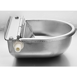 Automatic Water Trough Stainless Steel Bowl