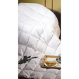 100% White Duck Feather Duvet / Doona / Quilt-KING